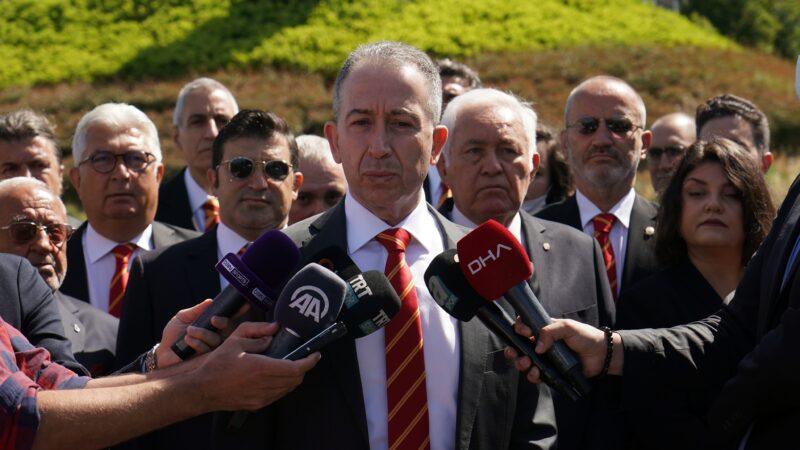 Metin Öztürk: 'Galatasaray'ın seçimi 19 Haziran'da olacak, bu net tarihtir'