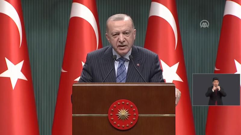 Cumhurbaşkanı Erdoğan'dan müjde üstüne müjde…