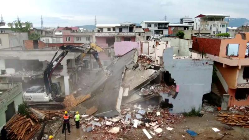 Bursa'nın bir mahallesinde büyük yıkım! Yerine ne yapılacak?