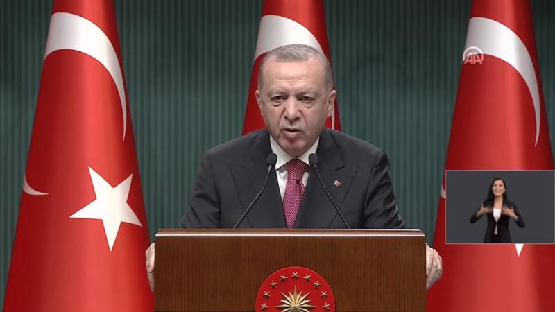 Cumhurbaşkanı Erdoğan yeni kararları açıkladı…
