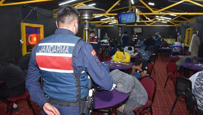 'Sabri Abi' operasyonu: 60 kişi yakalandı