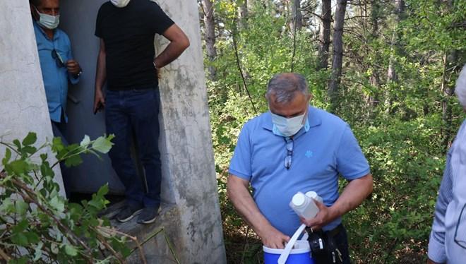 30 köylü sudan rahatsızlandı, inceleme başlatıldı