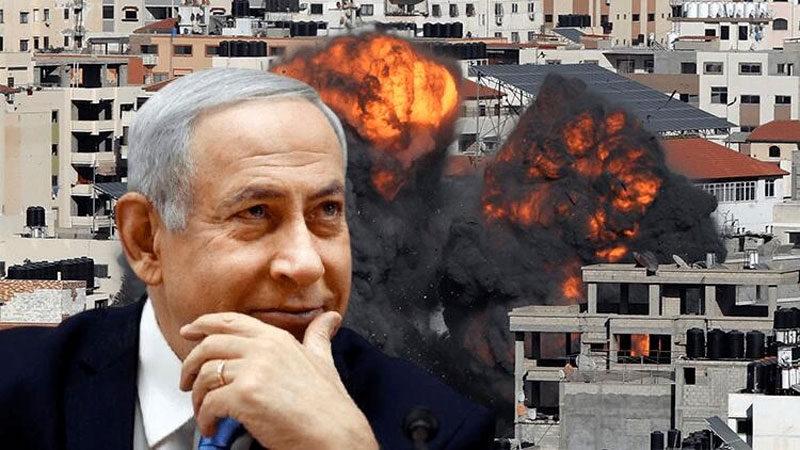Netanyahu'dan skandal paylaşım! Tek tek açıkladı