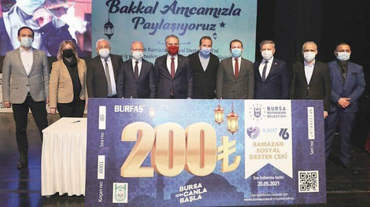 Bursa'da o esnafın yüzü güldü! Ciroları yüzde 30 arttı…