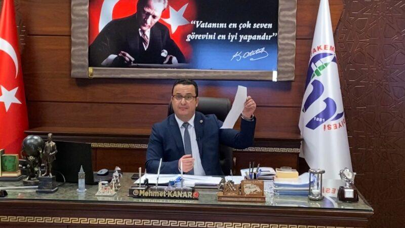 Bursa'daki suç makinesi o taksici İYİ Parti tarafından kandırıldığını açıkladı