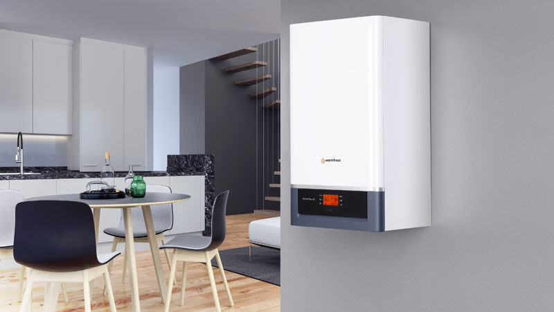 Warmhaus 42 ve 45 kW kapasiteli kombisini piyasaya sundu