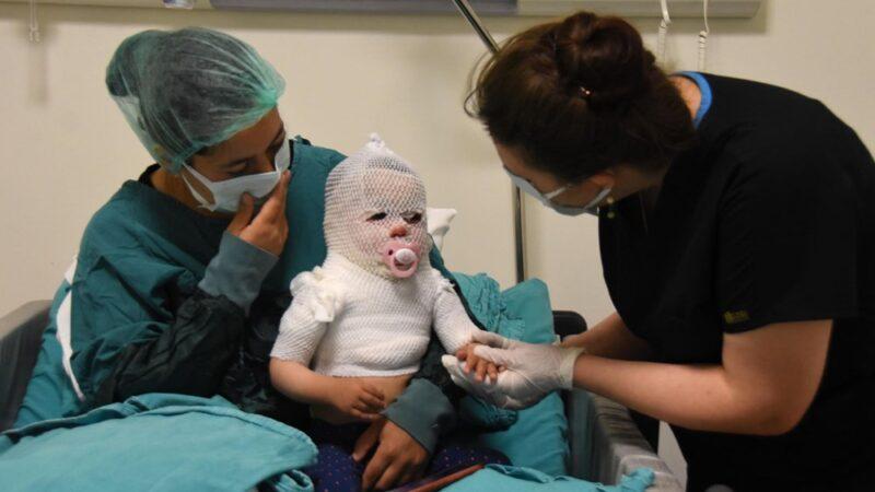 Beril bebekten iyi haber: Hayati tehlikesi yok