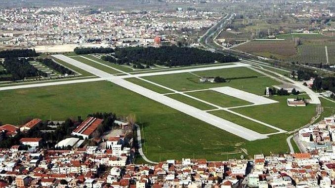 Yunuseli Havaalanı için sürpriz proje!