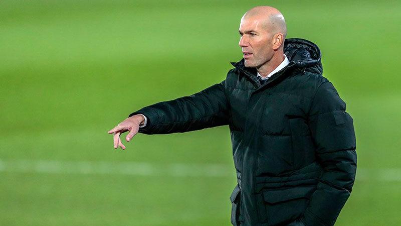 Real Madrid'de Zidane depremi