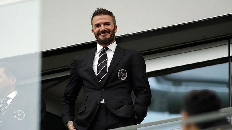 Beckham'ın takımına 2 milyon dolar ceza