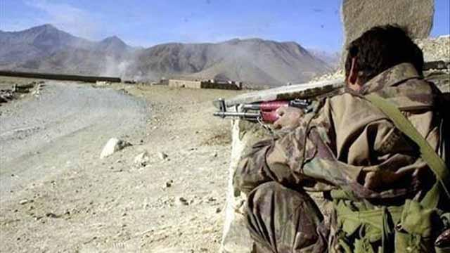 Afganistan'da 19 Taliban üyesi öldürüldü
