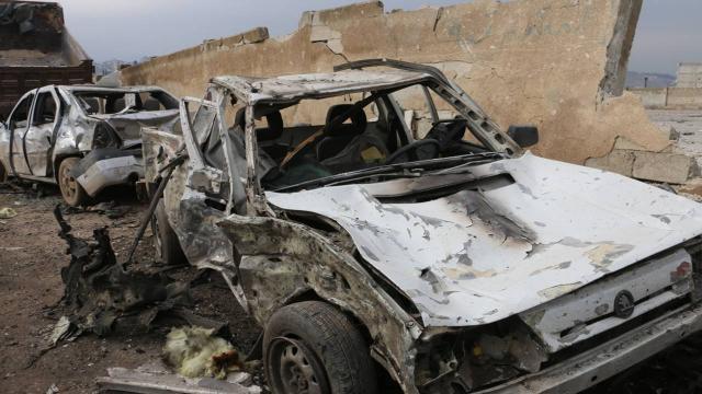Afrin'de iftar öncesi alçak saldırı: 5 çocuk yaralı