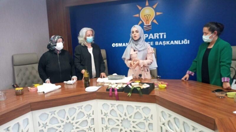 AK Parti Osmangazi'den çevre dostu proje
