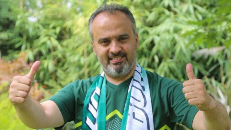 Aktaş'tan Bursaspor mesajı