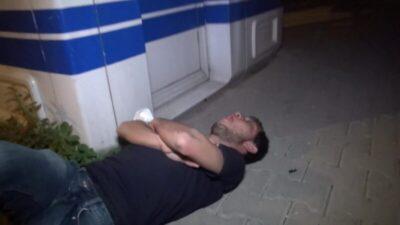 Bursa'da alkol komasından çıkan genç gazetecilere söz verdi