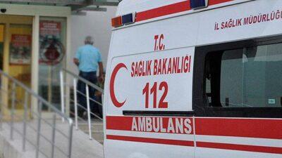 Bursa'da feci olay