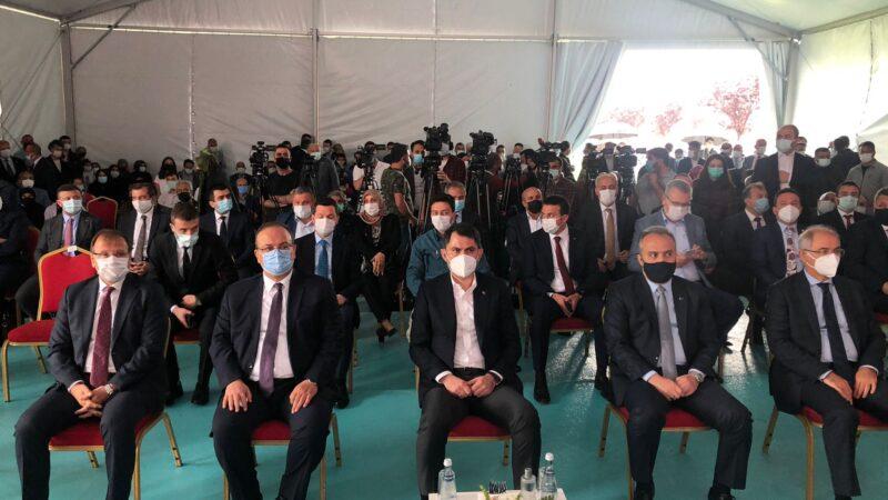 Bursa'da dev açılış! Bakan Kurum'dan isim önerisi…