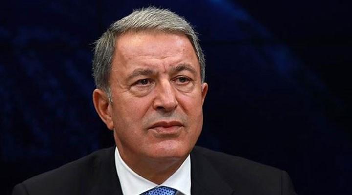 Bakan Akar, İspanya Savunma Bakanı ile telefonda görüştü