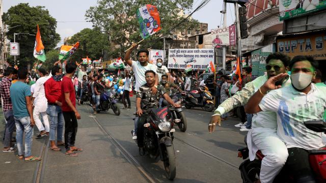 Hindistan'da seçim sonrası şiddet olayları: 12 ölü