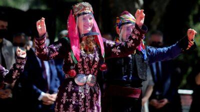 Bursa'da 19 Mayıs kutlamaları…