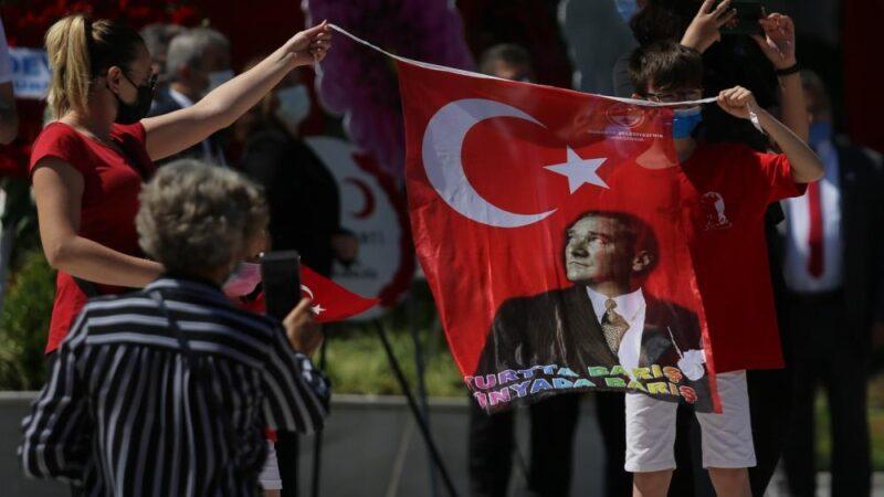 Bursa'da 19 MAYIS coşkuyla kutlandı…