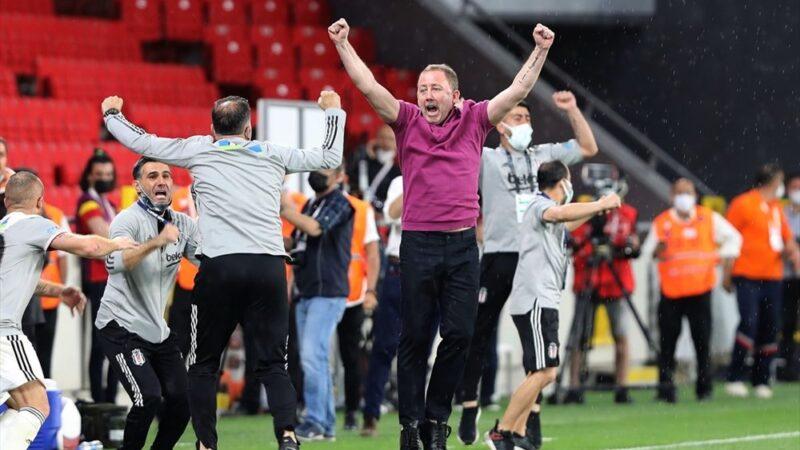 Beşiktaş'ta bir ilk yaşandı!