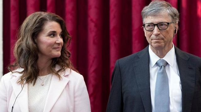 Bill Gates eşinden boşanıyor!