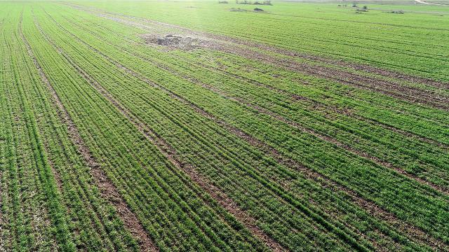 Meteorolojiden 7 aylık su/tarım yağış raporu