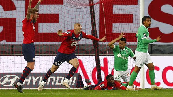 Fransa'da Lille şampiyon oldu mu? İşte kritik maçın skoru…