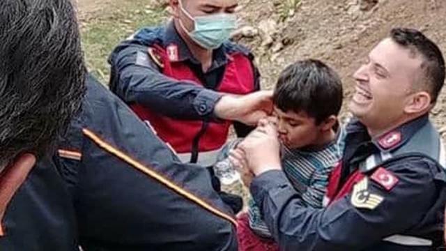 Kaybolan otizmli çocuk bulundu