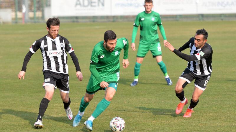 3.Lig'deki Bursa ekibinin kader maçı! 2.Lig'e çıkabilecek mi?