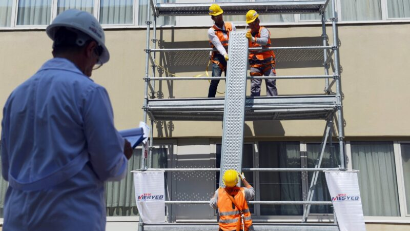 Bursa'da 5 yılda 70 bin çalışan belgelendirildi