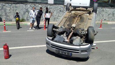 Bursa'da korkunç kaza: Yaralılar var