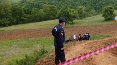 Bursa'da korkunç kaza! Feci şekilde can verdi