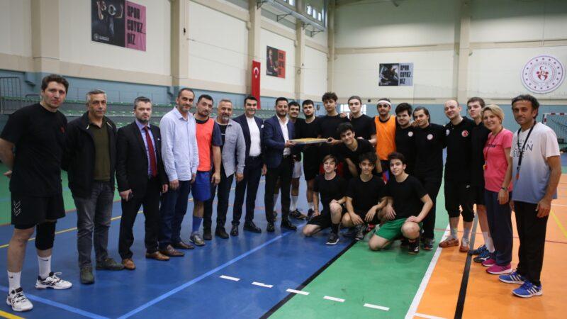 Büyükşehir'den Bursagücü'ne dev destek!