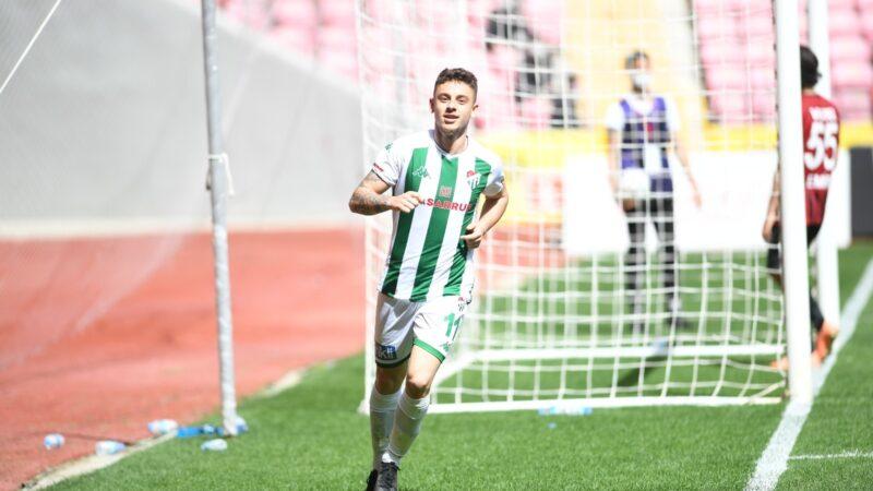 Çağatay Yılmaz: 'Bu kadro Bursaspor'un geleceği'
