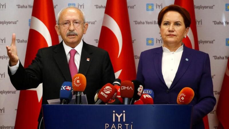 Kılıçdaroğlu ve Akşener'den erken seçim çağrısı!