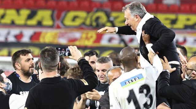 Beşiktaş köşeyi döndü! Kasasına ne kadar girecek?