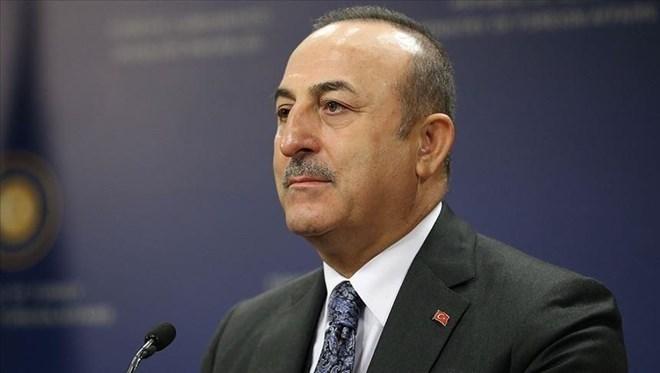 Dışişleri Bakanı Çavuşoğlu'ndan Yunanistan ziyareti öncesi mesaj