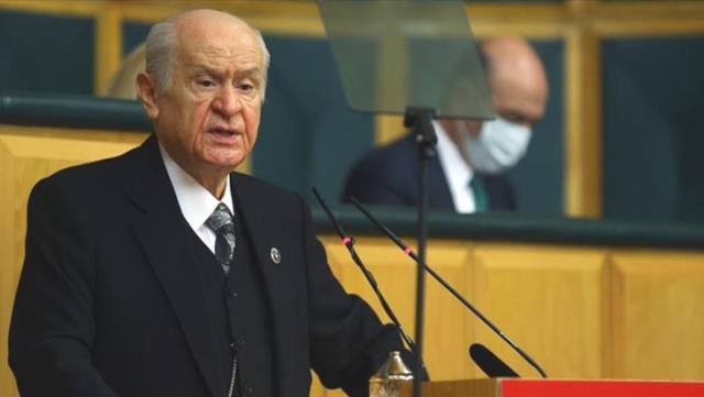 '100 maddelik yeni anayasa önerimizin hazırlık aşaması tamamlandı'