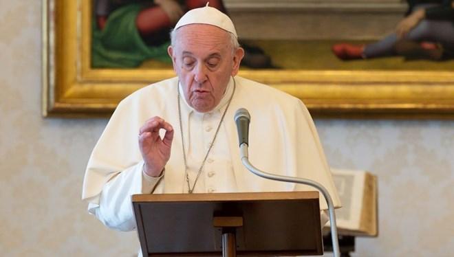 Papa'dan Kudüs açıklaması