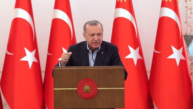 Cumhurbaşkanı Erdoğan: 'Kandil'i çökerteceğiz'