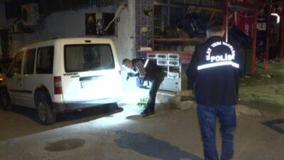 Bursa'da dehşet! Eşini taciz eden kişiyi…