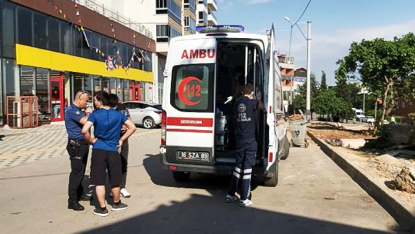 Yer: Bursa… 50 TL kavgasında kan aktı