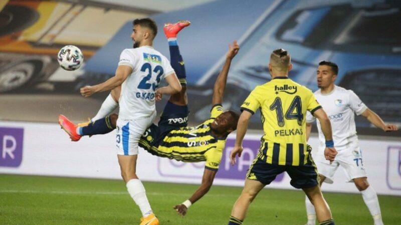 Süper Lig çok karıştı! F.Bahçe kazandı, Vural'ın umudu kırıldı!