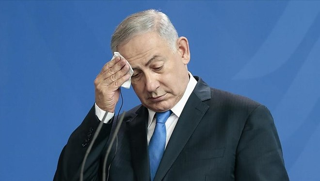 Koltuğu sallanan Netanyahu'dan son dakika manevrası