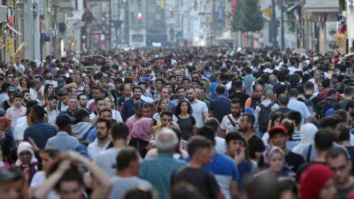 Türkiye'de genç nüfus ne kadar?