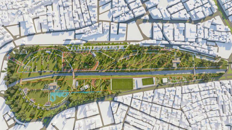 Bursa'ya bir millet bahçesi daha! Bu proje ne zaman bitecek?