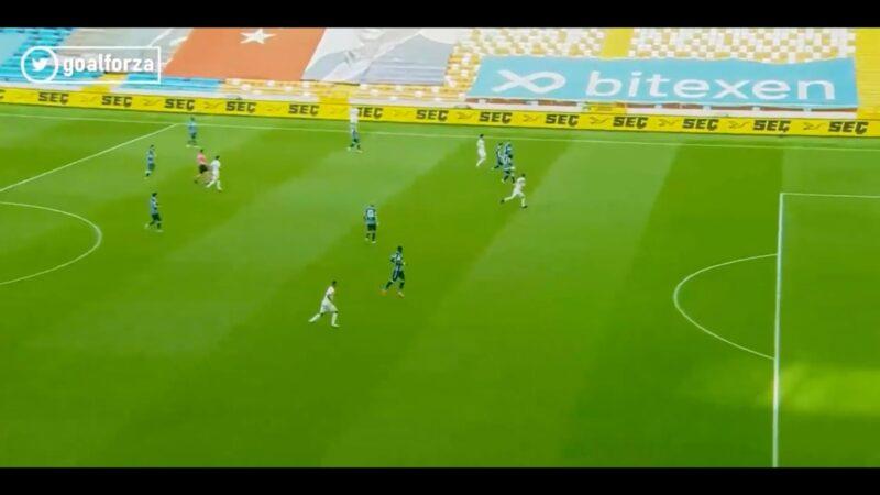 Adana Demir-Balıkesirspor maçında skandal!