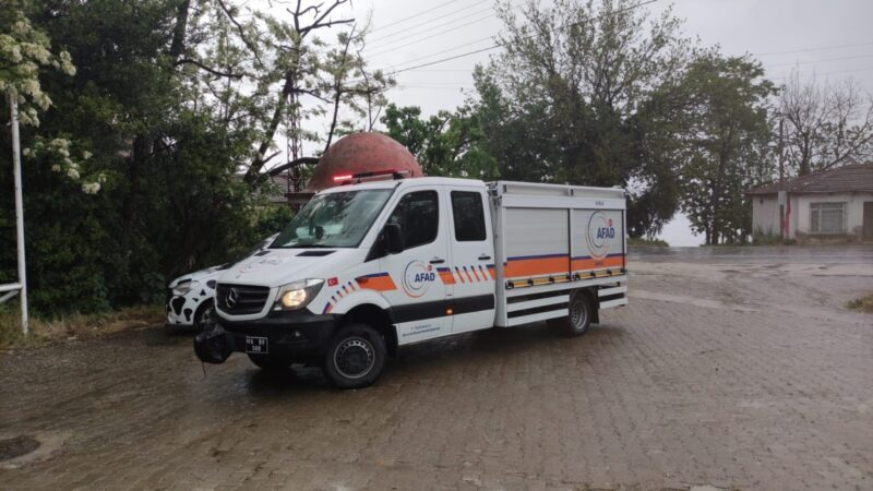 Bursa'da kayıp paraşütçü alarmı